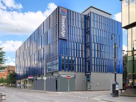 Peterborough Central - Hotel exterior