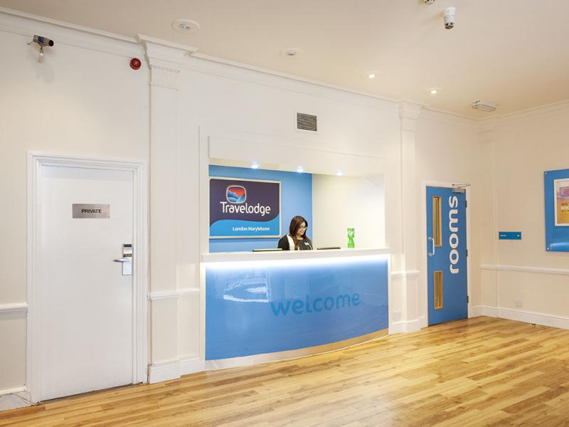 London Marylebone Hotel - Reception