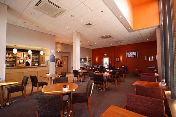 Hatfield Central - Bar Cafe