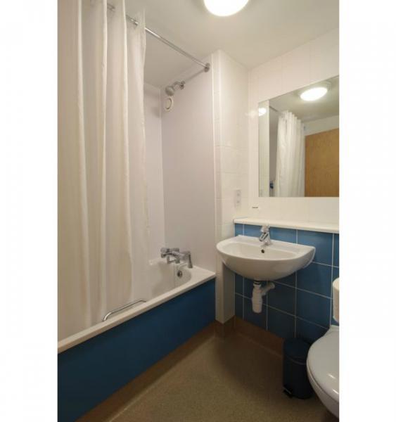 Bathroom with bath