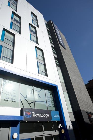 London Central Southwark - Hotel exterior