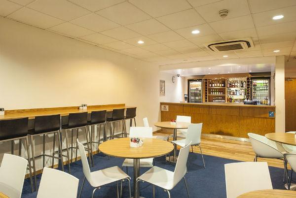 London Central Euston - Cafe Bar