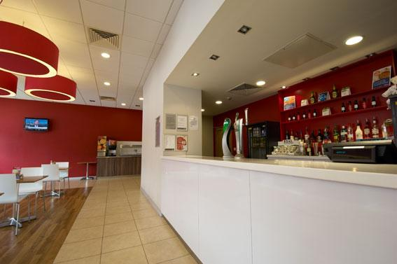 Carlisle Central - Bar Cafe