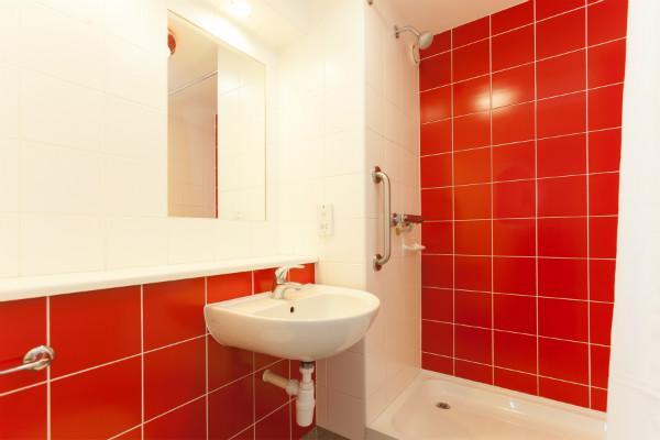 Edinburgh Learmonth - Double bathroom