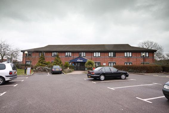 Ipswich Capel St Mary - Hotel exterior