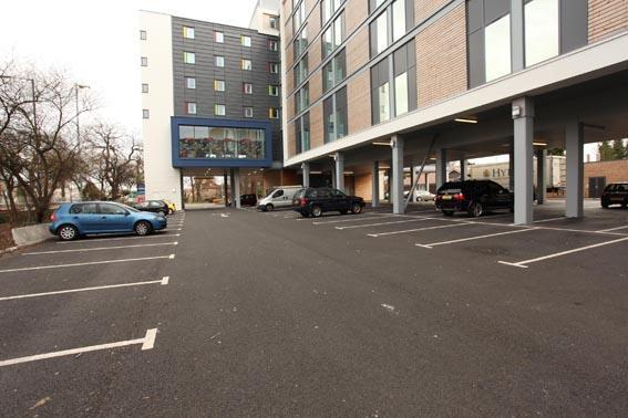 London Heathrow Central - Hotel car park