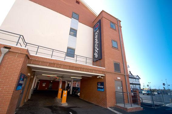 Blackpool South Promenade - Hotel exterior