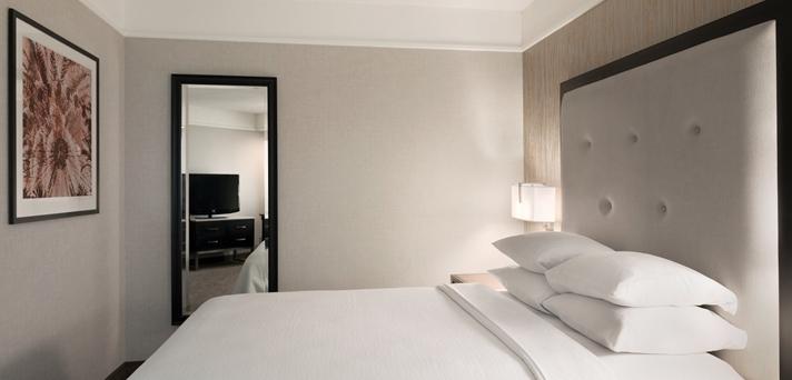 King Studio Bedroom
