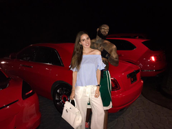 Jessica VerSteeg and The Game (rapper)​