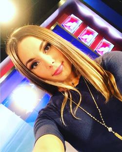 Selfie in the Studio