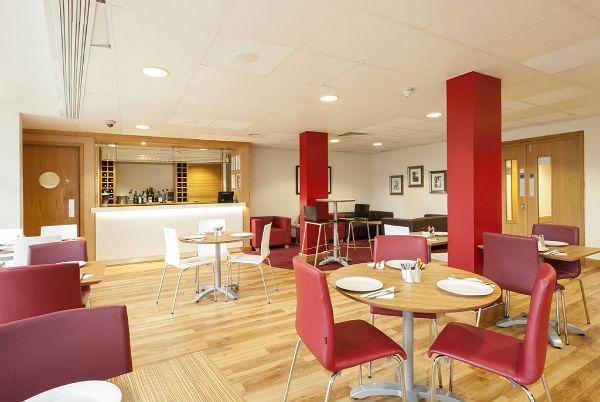 London Liverpool Street Hotel - Bar Cafe