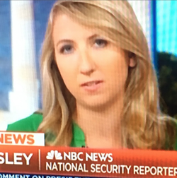 Pictured on NBC News