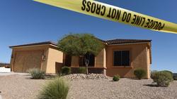 Stephen Paddock's home in Mesquite, Nevada