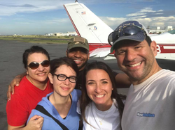Photo of Julio stopping inSan Juan, Puerto Rico while making aid deliveries[2]
