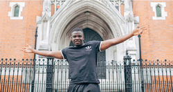 Photo of                               Michael Dapaah                              in                               London                              ​.