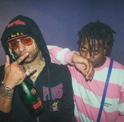 Ronny J and                               $ki Mask the Slump God                              ​