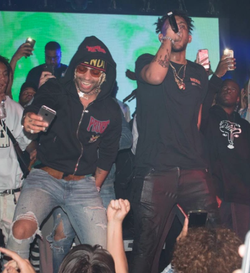 Ronny J and                               Smokepurpp                              ​