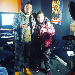 E-Class (left) with Young Poppa (right)