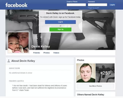 His Facebook.
