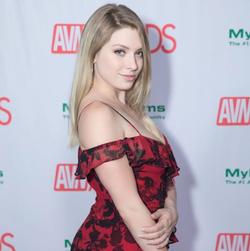 At the AVN awards