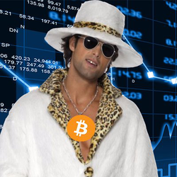 CoinDaddy pictured on Twitter