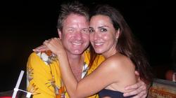 Photo Sara Carter and her husband Marty Bailey