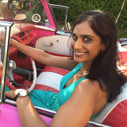 Asha Rangappa pictured in July 2016