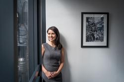 Maxine Ryan of Bitspark (Photographer: David Paul Morris/Bloomberg)