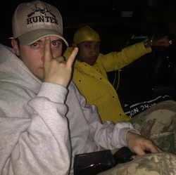 White                               Trash Tyler                              with                               Tyga                              ​.