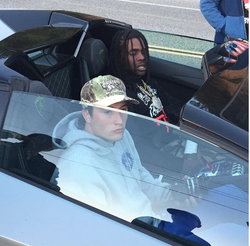 White Trash Tyler                              with                               Chief Keef                              ​.