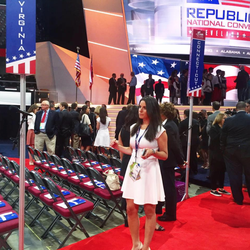 At the 2016 Republican Convention