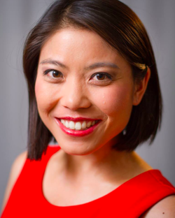 Professional headshot of Natasha Chen