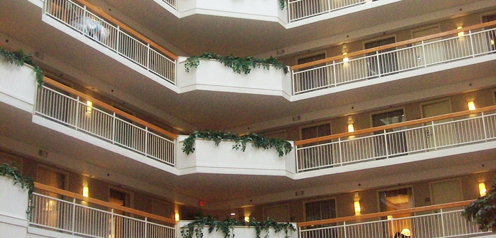 Beautiful Atrium