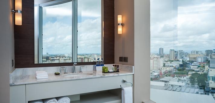 Espectacular Suite Bathroom