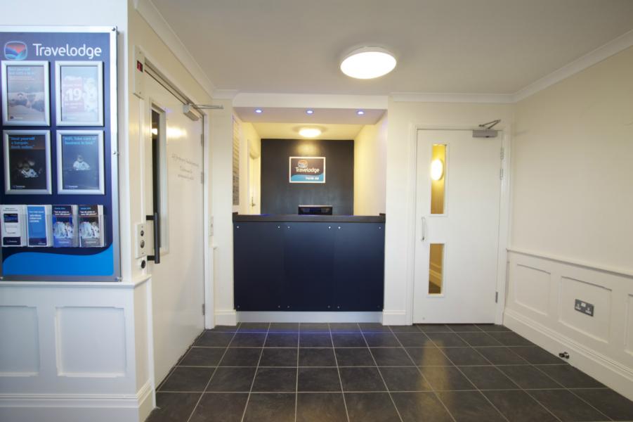 Perth A9 Hotel - Reception