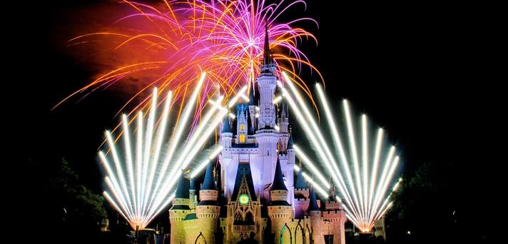 Wishes Magic Kingdom