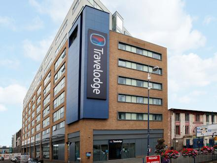 Birmingham Central Bull Ring - Hotel exterior