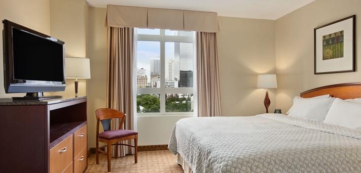Suite King Guest Room