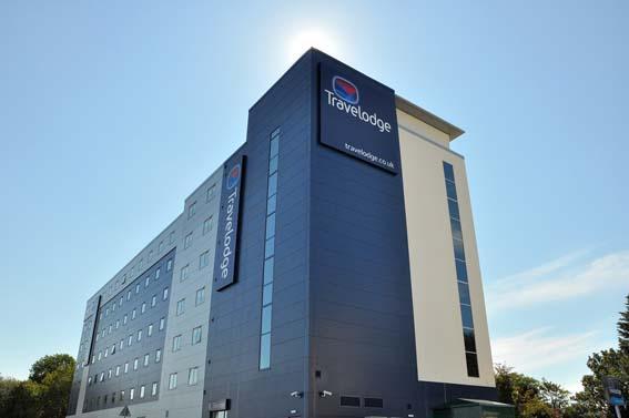 Birmingham Airport - Hotel exterior