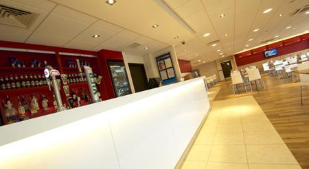 Birmingham Airport - Bar Cafe