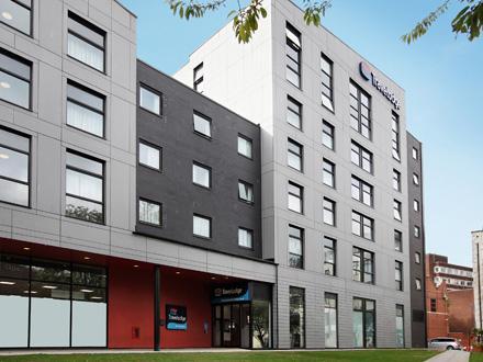Birmingham Central Moor Street - Hotel exterior