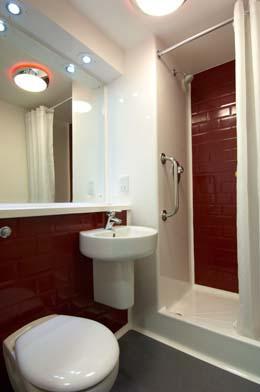 London Enfield - Double bathroom