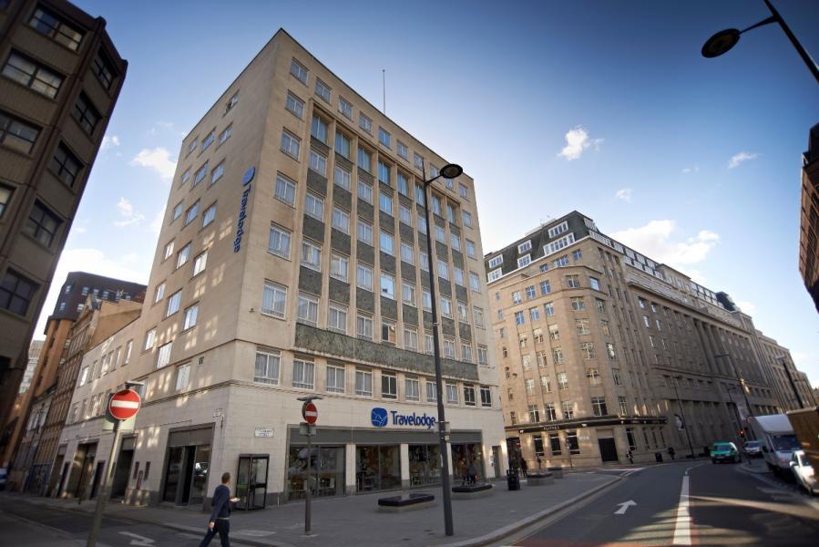 Liverpool Central Exchange Street - Hotel exterior