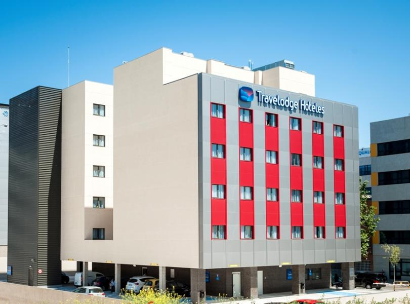 Madrid Alcala - Hotel exterior