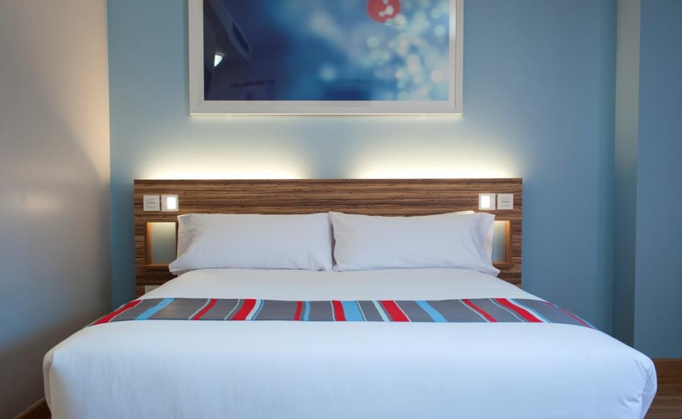 Madrid Alcala - Double room