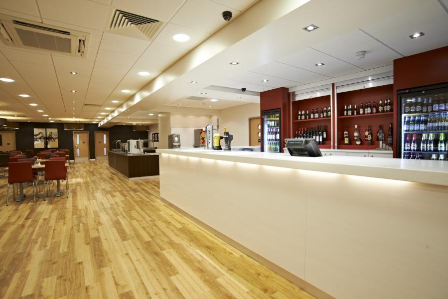 Manchester Piccadilly - Bar Cafe