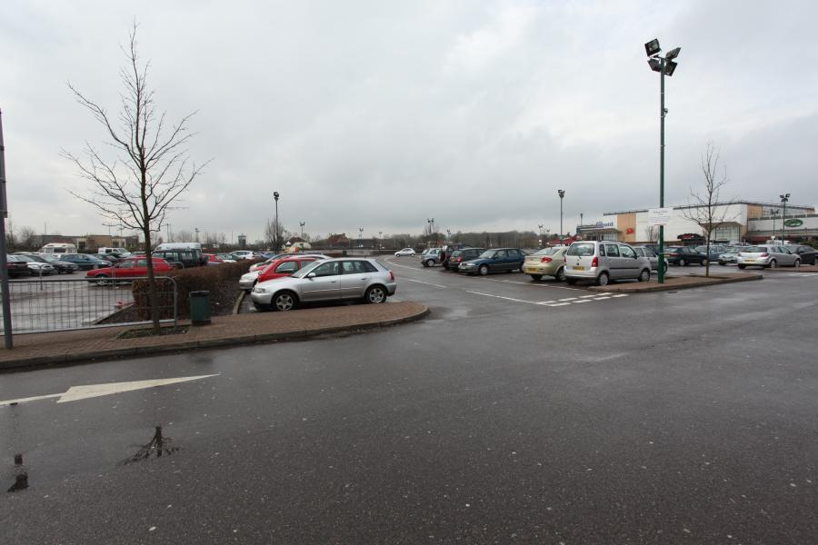 Basildon - Hotel car park