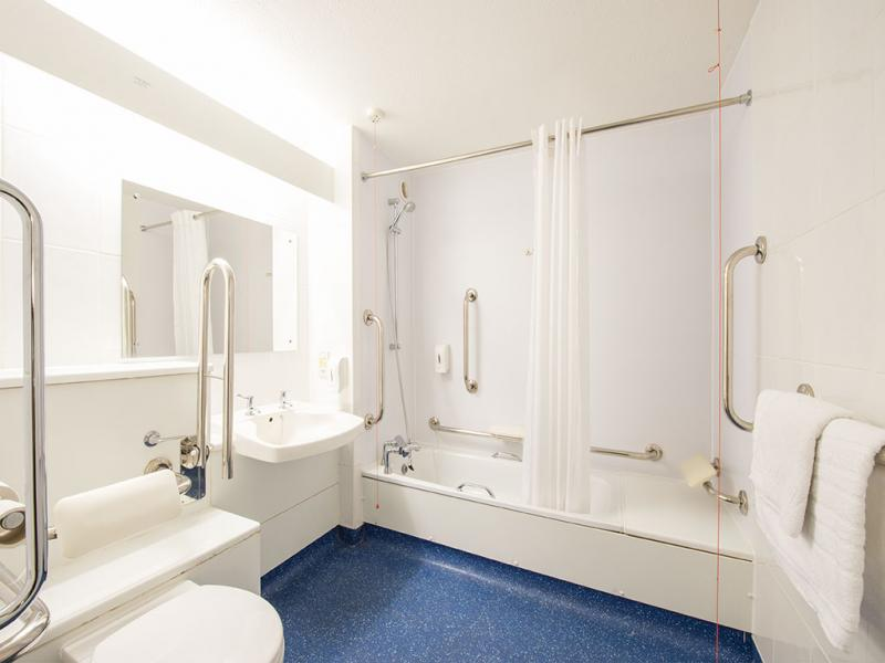 Stoke Talke - Accessible Bathroom