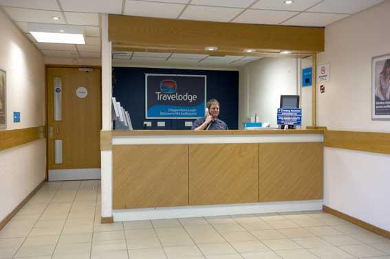 Chippenham Leigh Delamere M4 Eastbound Hotel - Reception