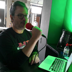 Photo of Joel Comm, one of the hosts of  Bad Crypto Podcast.